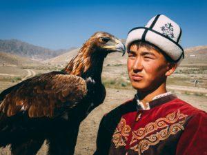 bird festival in kyrgyzstan